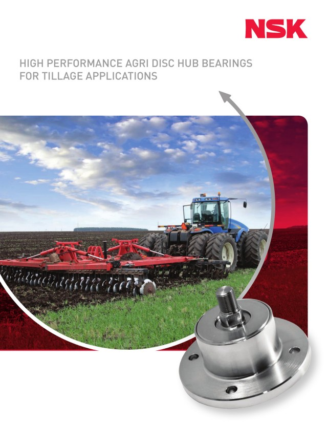 Bearings for Agricultural Machinery
