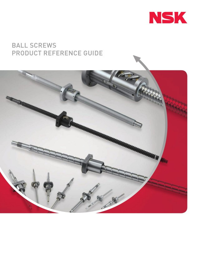 Ball Screws Product Reference Guide