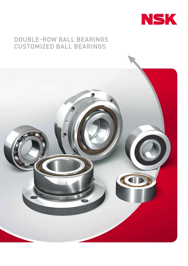 Double Row Ball Bearings - Customized Ball Bearings
