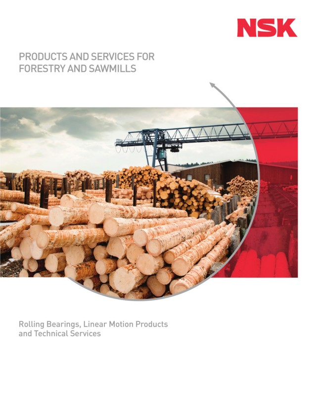 Products and Services for Forestry and Sawmills