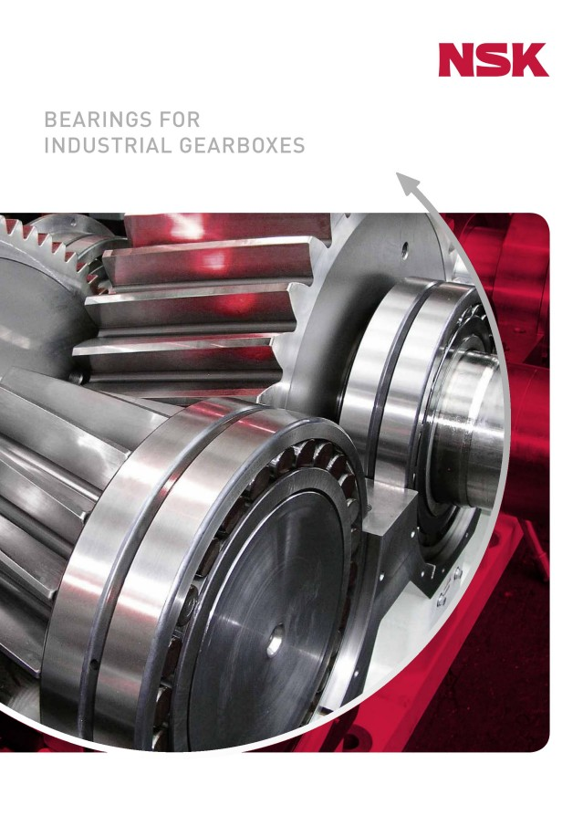 Bearings for Industrial Gearboxes