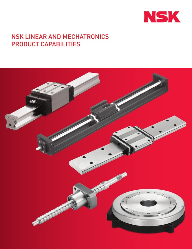Linear and Mechatronics Product Capabilities