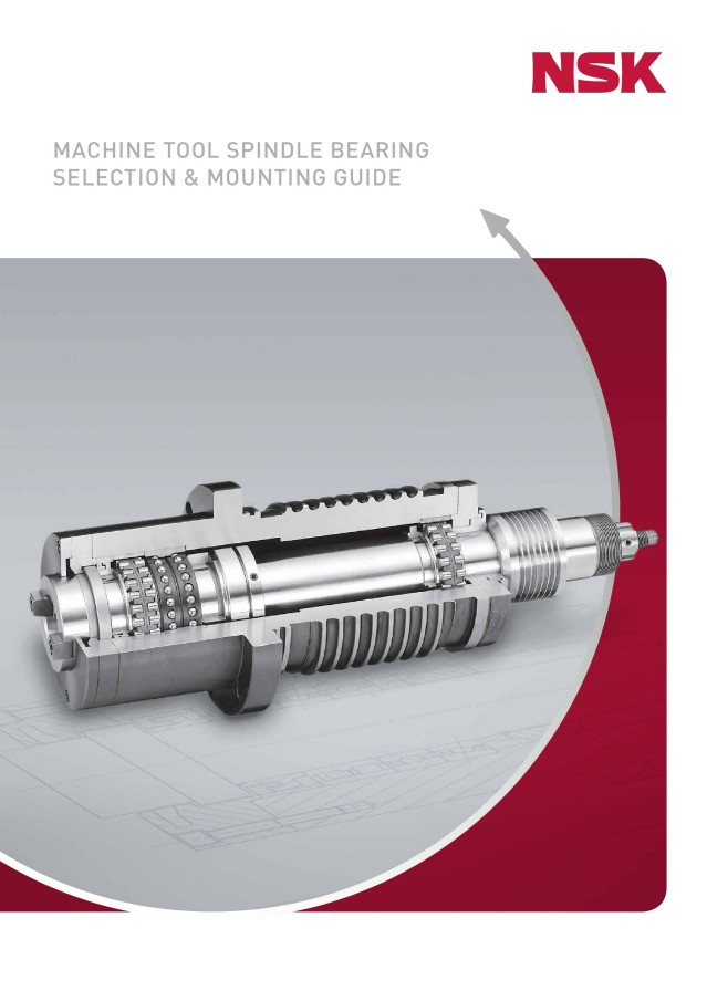 Machine Tool Spindle Bearing Selection & Mounting Guide
