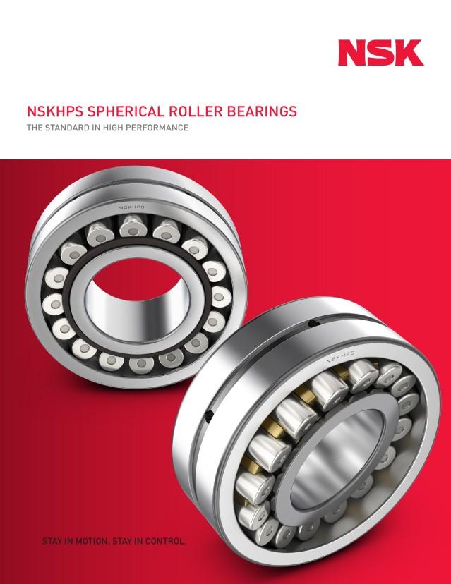 NSKHPS Spherical Roller Bearings