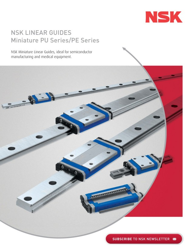 Linear Guides - Miniature PU/PE Series