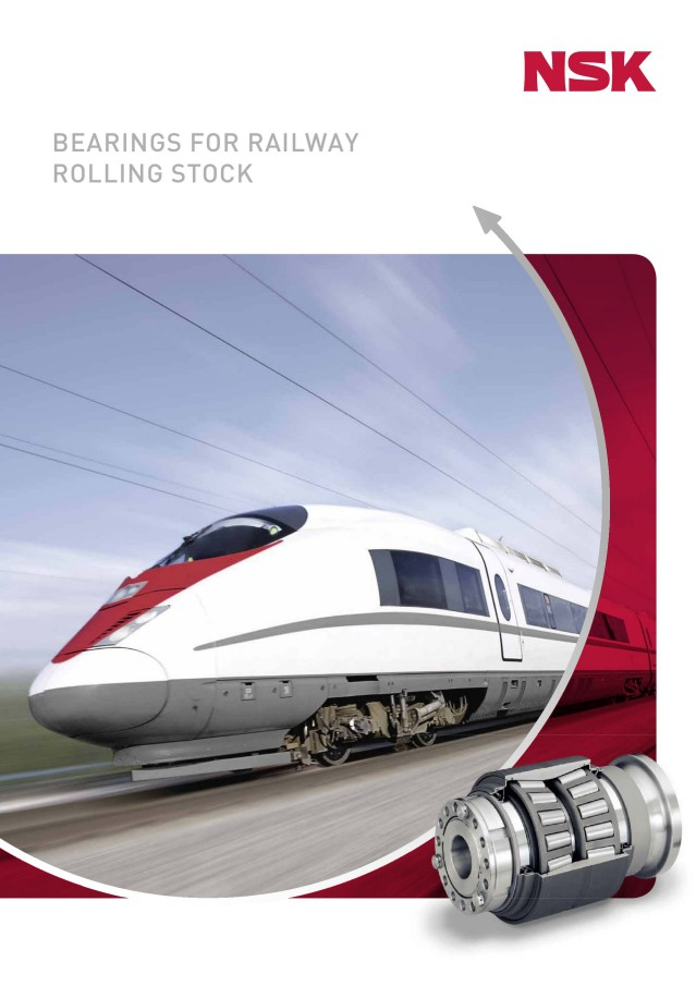 Bearings for Railway Rolling Stock