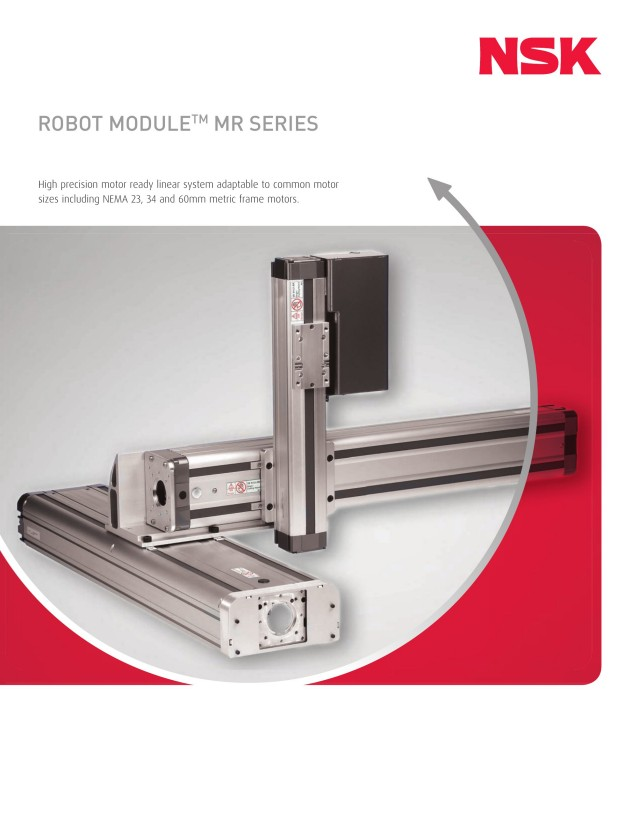 Robot Module - MR Series