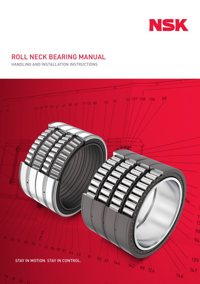 Roll Neck Bearing Manual