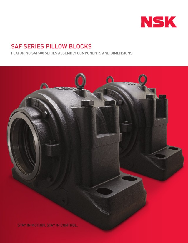 SAF Series Pillow Blocks
