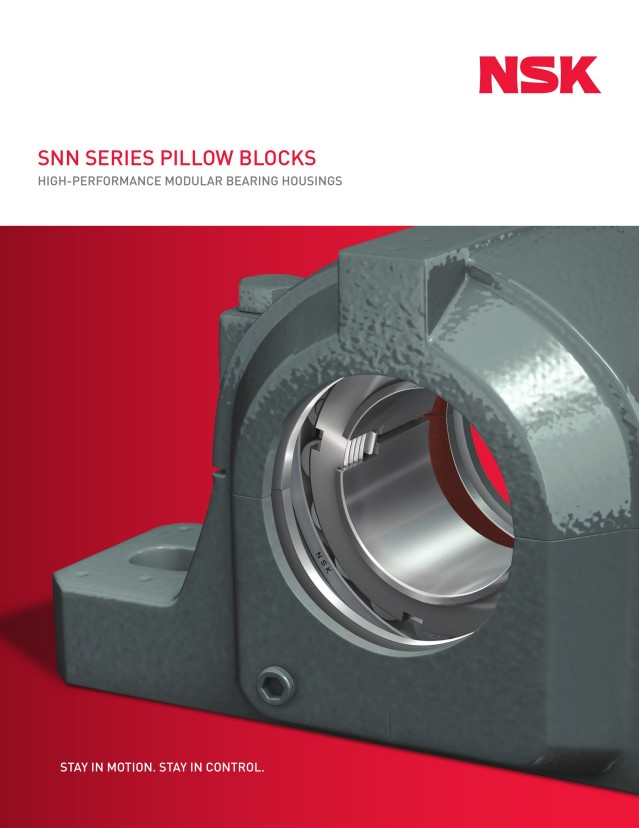 SNN Series Plummer Blocks